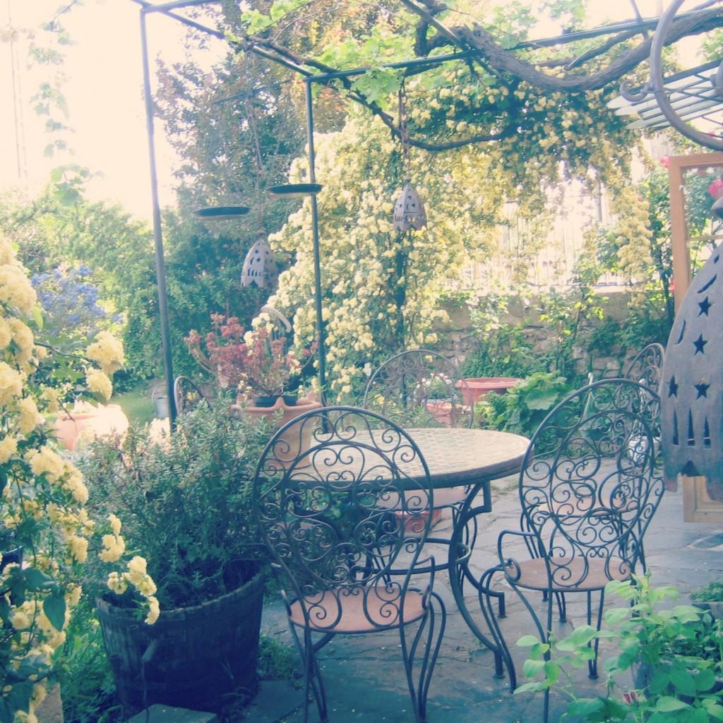 Jardin mas des Fontaines