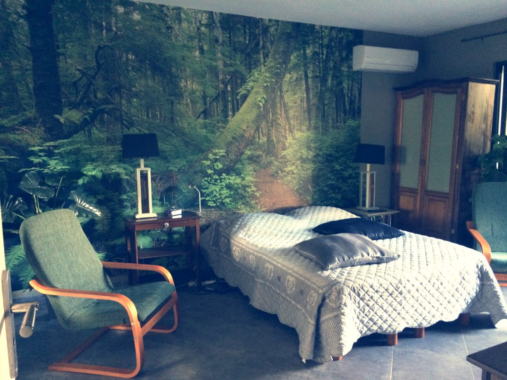 Chambre Forêt 1 - Le Mas Des Fontaines