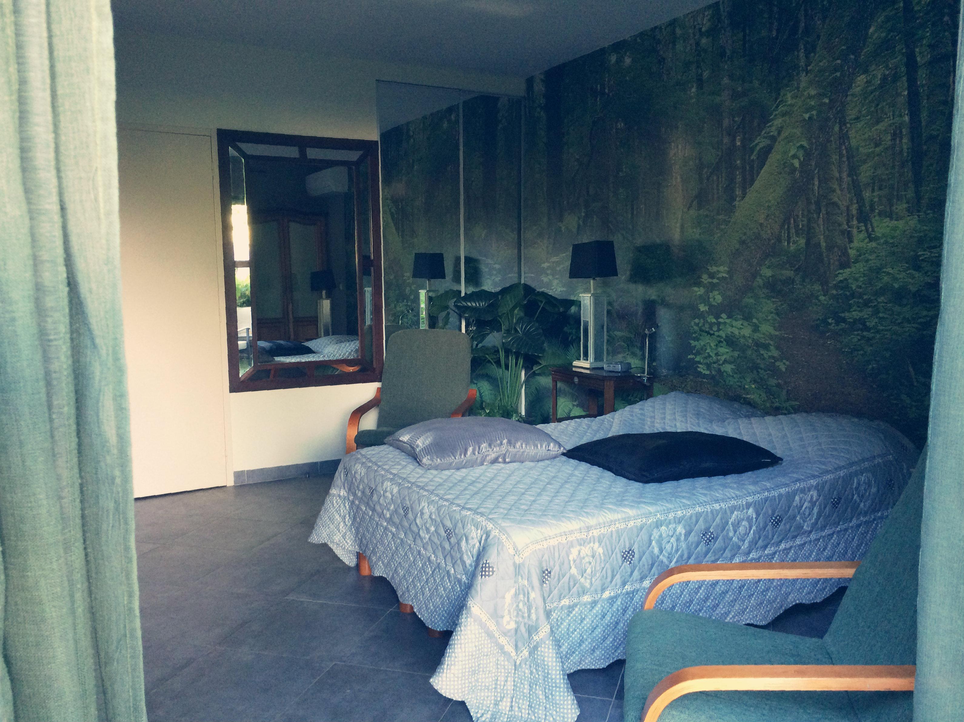 Chambre Forêt 2 - Le Mas Des Fontaines